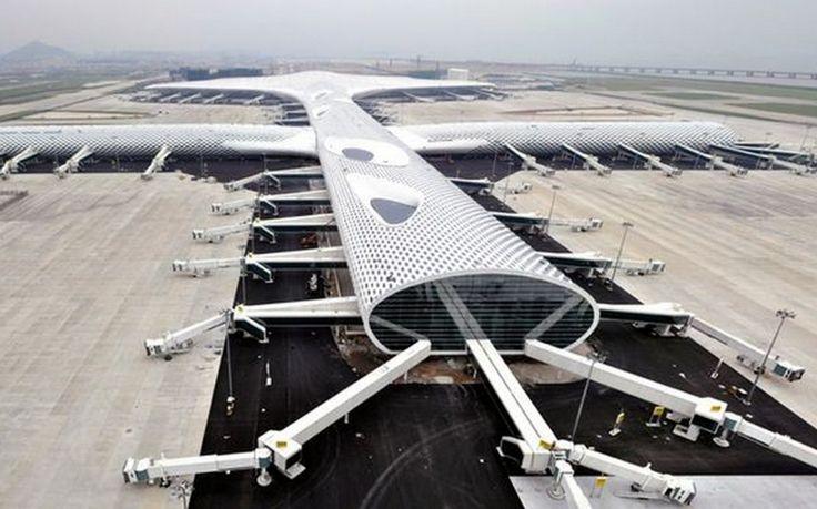 """""""Studio Fuksas Thanksgiving, l'inaugurazione Aeroporto Internazionale di…"""