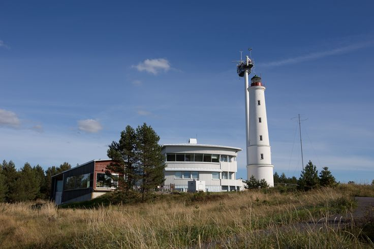 Arctic Lighthouse Hotel in the old pilot station on Hailuoto island