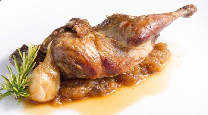 Receta para preparar unas deliciosas perdices a la toledana.