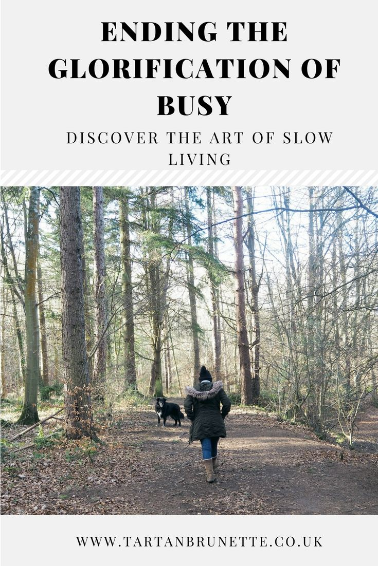 Being busy doesn't always make you happy or successful end the glorification of busy and discover the art of slow living and choose to simplify your life