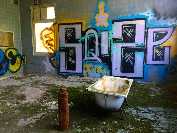 Prawdziwy klasyk Urbexu, czyli poradziecki szpital