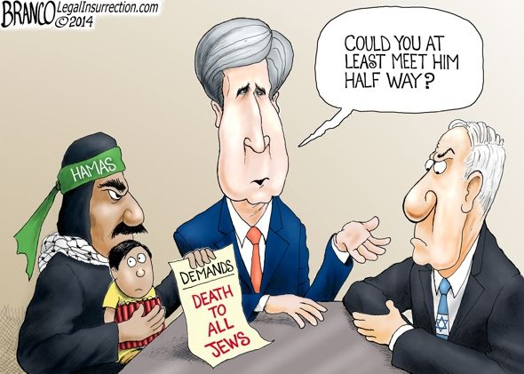 Israel - Hamas Negotiations Not Going Well - Eagle Rising