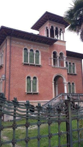 Villa rossa vittorio veneto