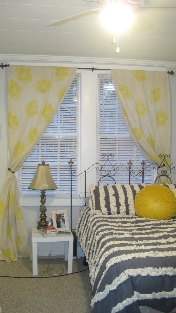 Drop Cloth Curtains Tutorial 19 Best Drop Cloth Curtains Images On Pinterest