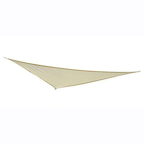 Friedola 21011 - Amrum 500 toldo, triangular 500x500x500 cm