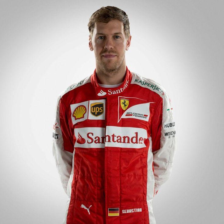 Sebastian Vettel: GER; Ferrari; 66 Podiums; 4 World Championships won; 1st (39x); ONE OF THE BEST DRIVERS OF ALL TIMES