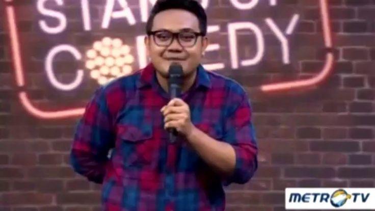 Stand Up Comedy Show Ridho Brado, Air Kobokan Dikira Sayur Bening 12 Feb...