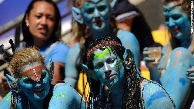 Sevens heaven: Rugby for cowboys, ancient Greeks, men dressed as ...