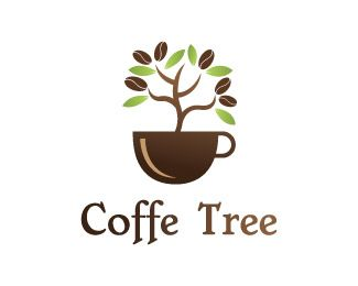 coffe tree Logo design - the logo show the coffe cup and the coffe tree,<br /><br />This logo is ideal for coffee shop, bakery, cafe, coffee house, cafeteria, road cafe, coffee distributer, artisan roasters, patisserie shop, tea house, coffee and sweet corner, snack shack, bakery and café, pastry supplies...etc <br />keywords: treat, snack, chocolate, confectionery, pastry, cake shop, cocoa, coffee, sweet, blue, brown, hot, brand, steam, label, banner, brand, round, elegant, swirls, blue…