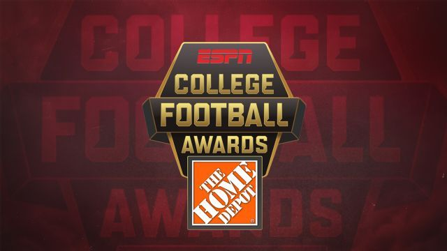 Watch live: College football awards show