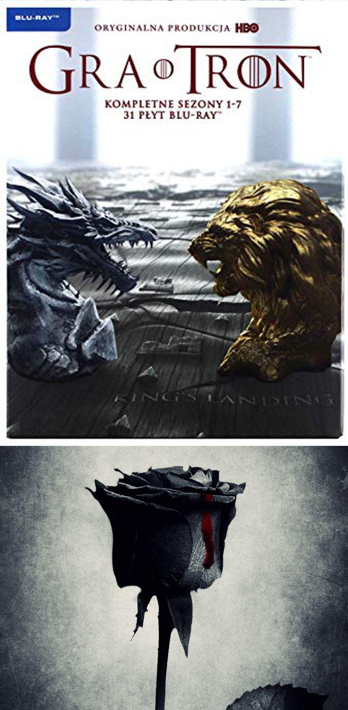 Game of Thrones Season 17 (BOX) [Region Free] (IMPORT