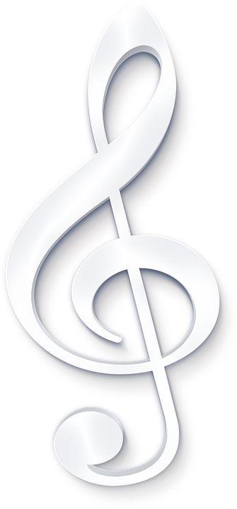 Image gratuite sur Pixabay - Clef De Sol, Clef, La Musique