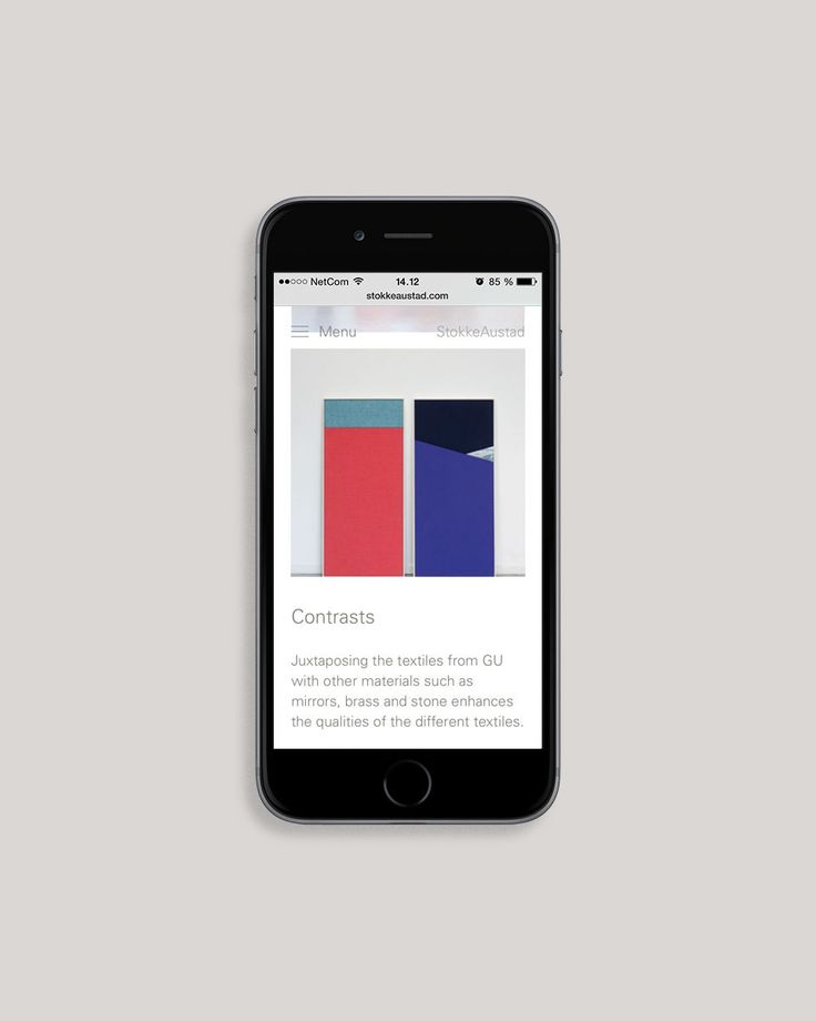StokkeAustad web on Behance