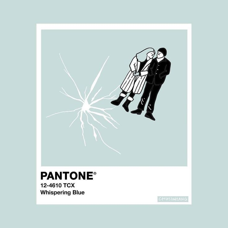 """PANTONE on Instagram: """"""""Some Pantone colours have actual names such as """"Serenity"""", """"Whispering Blue"""", and """"Golden Cream"""". By naming the colours, Pantone gives…"""""""