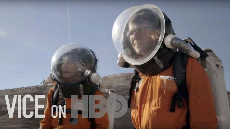 Vice on HBO Explores Life on Mars and Paris After the Attacks in Their Upcoming 4th Season