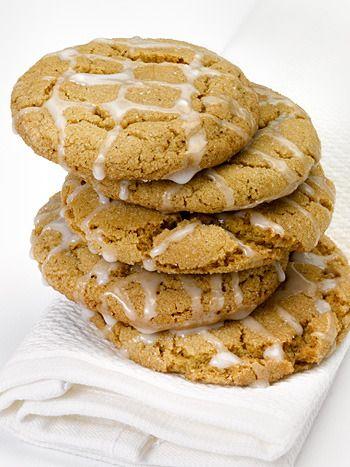 Ginger Spice Cookies by Souders Studios