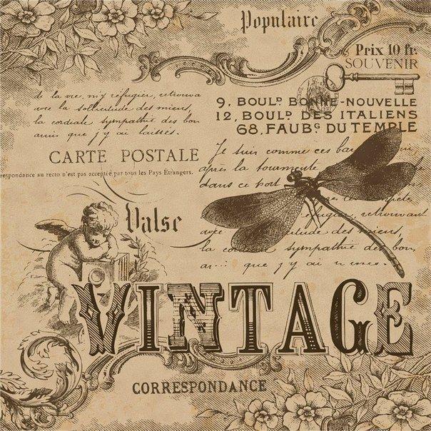 vintage délicat
