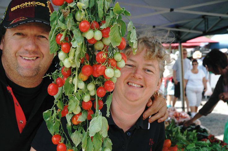 Noosa Farmers Market.