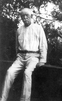 Wyatt Earp - 1929.....He lived a long life...