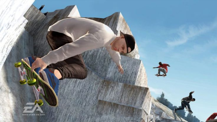 If anyone can get EA to make Skate 4, it's Tyler, The Creator