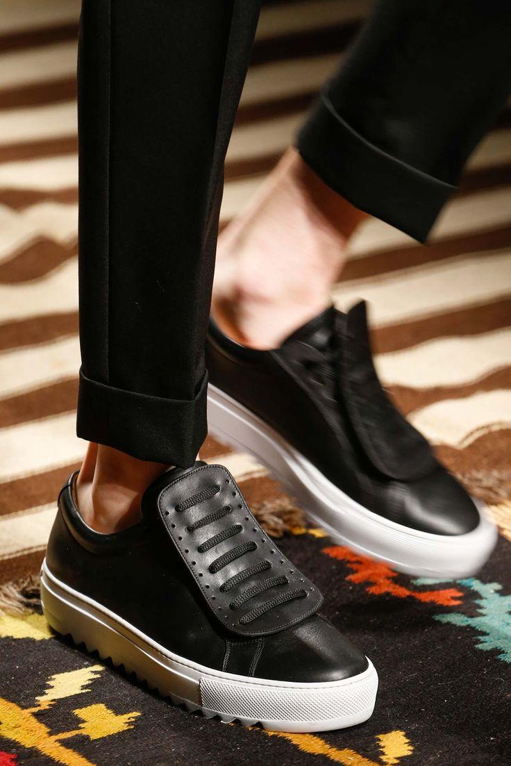Salvatore Ferragamo Spring 2016 Menswear - Details ...