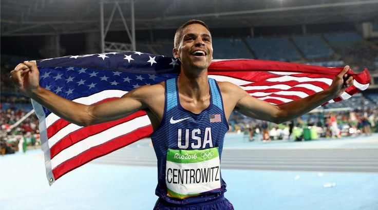 Matthew Centrowitz ended a 108-year gold medal drought for the United States in the men's 1500m race at the Olympics.
