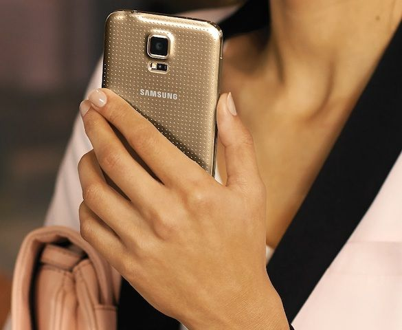 Gold Samsung Galaxy S5 Headed To All Major U.S. Carriers