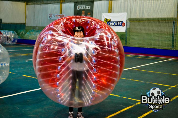 You can get some great GoPro footage playing soccer out of your giant zorb. It captures all your goals, collisions and general awesomeness.