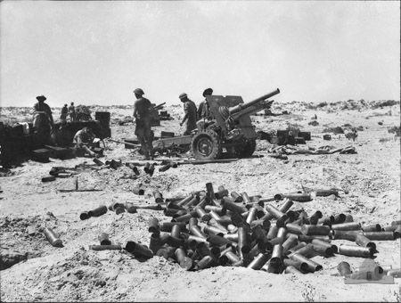 2-8 Field Regt - Première bataille d'El Alamein — Wikipédia