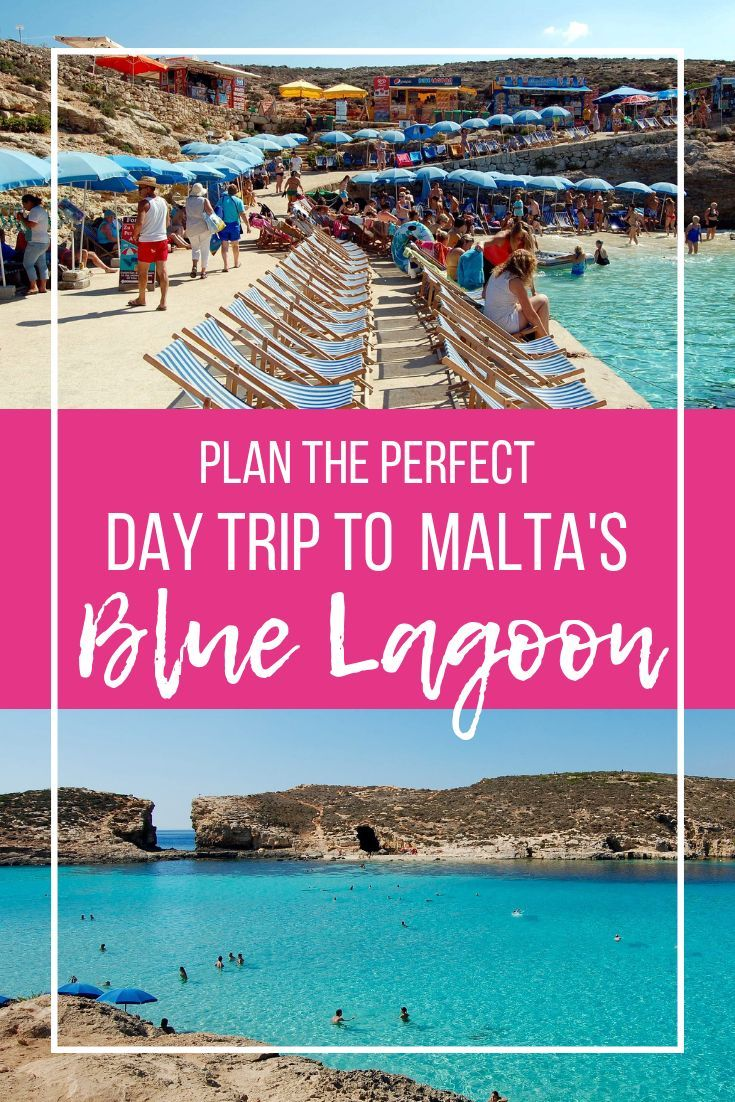 How To Enjoy The Perfect Day Trip Blue Lagoon In Malta Best Vacation Spots World Travel Europe Tips