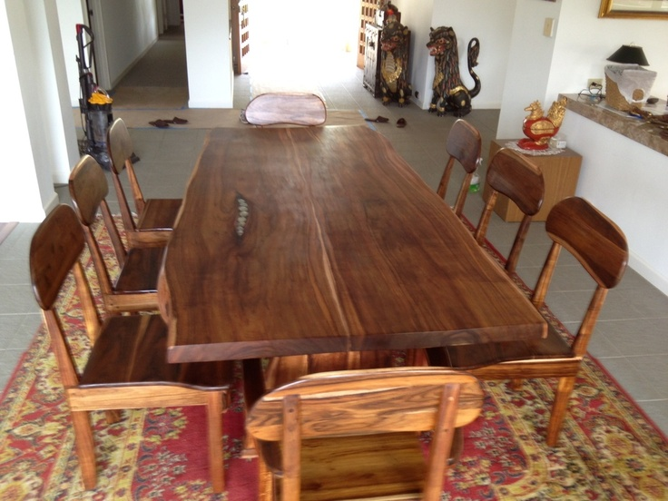 best Hawaiian - Koa Wood  on Pinterest