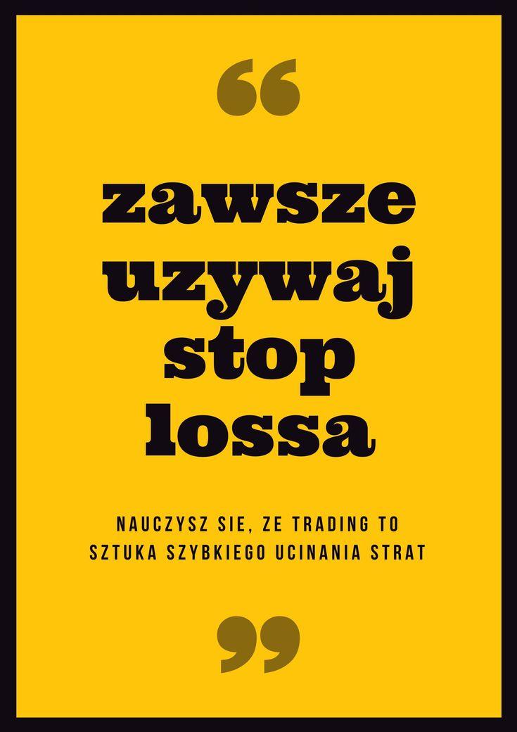 """Eskalacja porażki w tradingu, czyli 5 powodów, dla których większość początkujących traderów traci pieniądze. Powód 1: Syndrom """"NIE AKCEPTUJĘ STRAT"""". Powód 2: Pokusa """"PRZESUNĘ STOP LOSSA&#822…"""