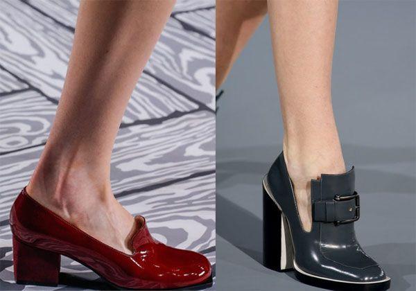 Модная мужская обувь осень-зима 2013-2014