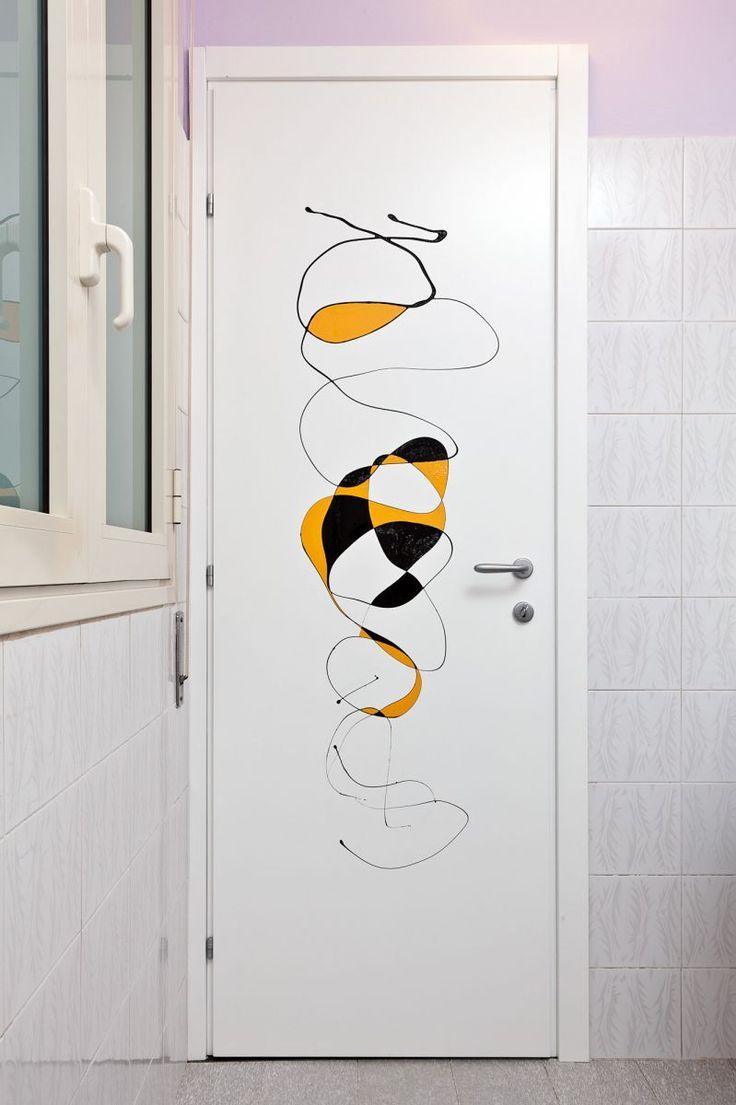 Oltre 25 fantastiche idee su porte interne su pinterest for Persiane in legno grezze