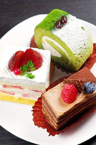 Dessert Time   French - Japanese pastry from Pâtisserie Chan…   Flickr