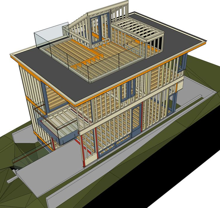 Home Design Software Sketchup: 25+ Best Framing Construction Ideas On Pinterest