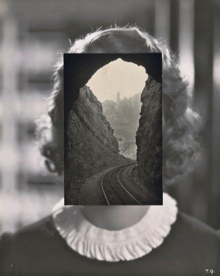 John Stezaker / The Age of Collage / #Gestalten