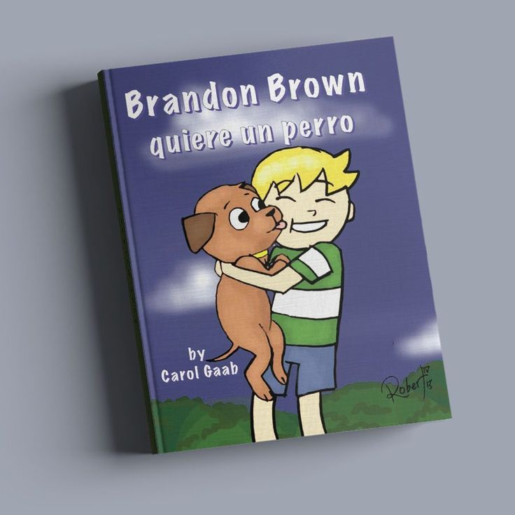 Brandon Brown quiere un perro – Novel Present tense novel Brandon Brown really wants a dog, but his mother is not quite so sure. A dog is a big responsibility for any age, much less a soon-to-be 9-year-old. Determined to get a dog, Brandon will...
