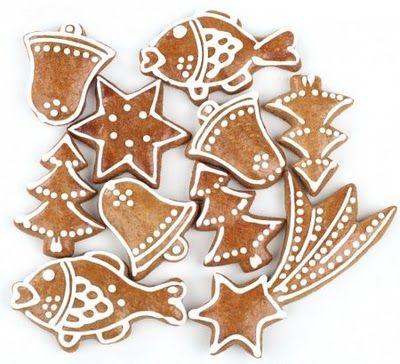 PERNIK: Czech-style Christmas gingerbread but better! / PERNIK: lepsi ...
