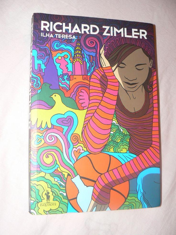 "One of my favorite nooks ""Strawberry Fields Forever"" by Richard Zimler"