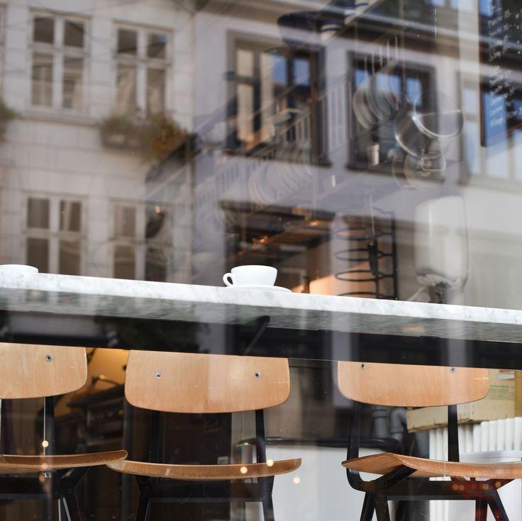 Copenhagen. Atelier September. Coffee