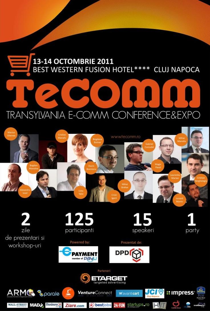 Tecomm - Editia 1