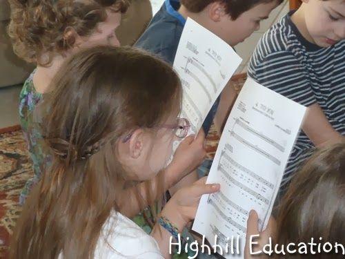 Renaissance Unit Study - Music Week 13 Renaissance Music Study for Kids