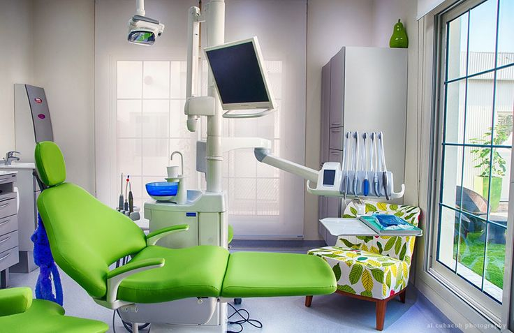 Amazing Ideas of How to Design a Modern Dental Clinic for Children DesignRulz.com