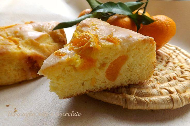 Se vi piacciono i mandarini,allora dovete assolutamente provare questa Torta al Mandarino!! Una spettacolo E'di una sofficità unica