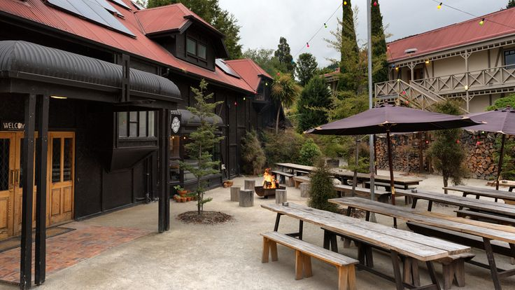 The Sherwood in Queenstown, where all the hipsters are flocking