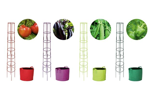 Patio Planter for climbing plants
