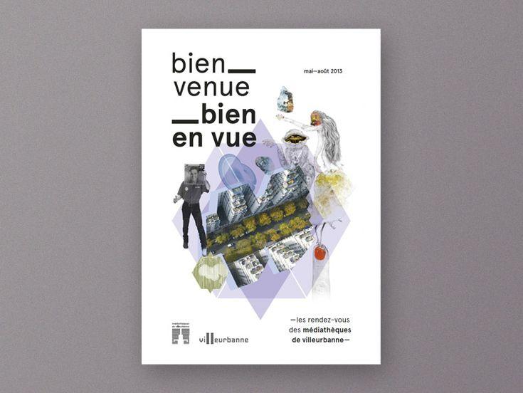 Médiathèque Villeurbanne