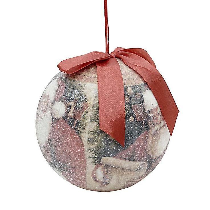 Christmas Ball - Balls - Ornaments - Christmas - SEASONAL