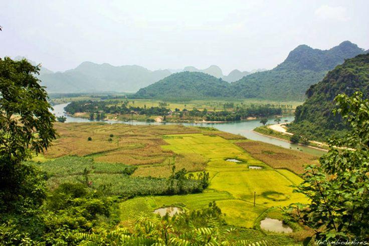 http://www.vietnamitasenmadrid.com/dong-hoi/parque-phong-nha-ke-bang.html Parque nacional Phong Nha-Ke Bang - Vietnam